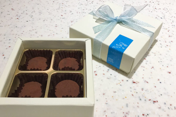 せとか生チョコレート