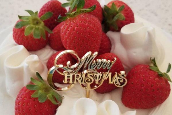 クリスマスケーキ 2019 5号
