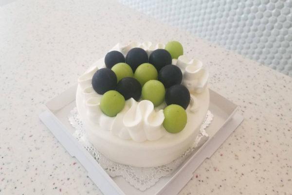夏のショートケーキ